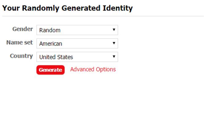 كيف تحصل على عنوان و رقم امريكي وهمي بكل سهولة 2