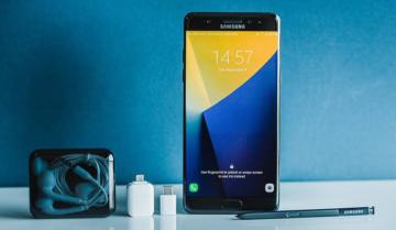 التصريح الرسمي من Samsung حول انفجار بطاريات هواتف GALAXY Note 7