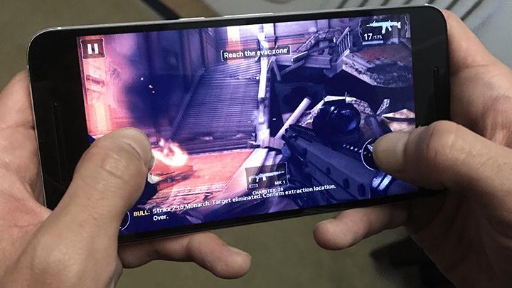 أفضل 4 هواتف مناسبة للألعاب 2