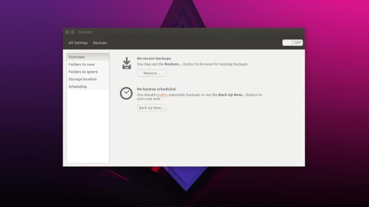 [ سلسلة أوبنتو ] تعرف على واجهة الأعدادات Settings في توزيعة أوبنتو Ubuntu 18