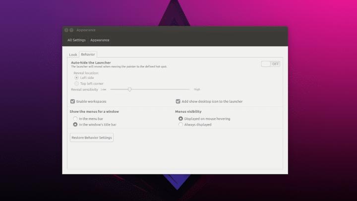 [ سلسلة أوبنتو ] تعرف على واجهة الأعدادات Settings في توزيعة أوبنتو Ubuntu 3
