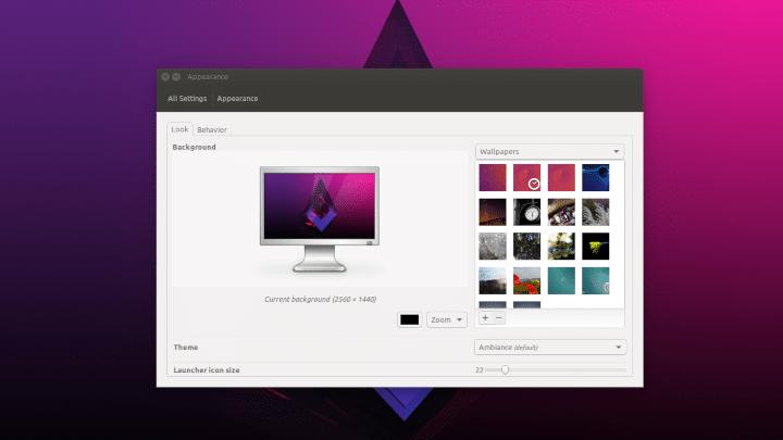 [ سلسلة أوبنتو ] تعرف على واجهة الأعدادات Settings في توزيعة أوبنتو Ubuntu 2
