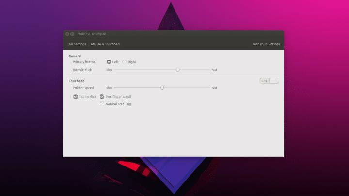 [ سلسلة أوبنتو ] تعرف على واجهة الأعدادات Settings في توزيعة أوبنتو Ubuntu 14