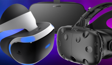أنواع نظارات الواقع الأفتراضي Gear VR مميزات واسعار