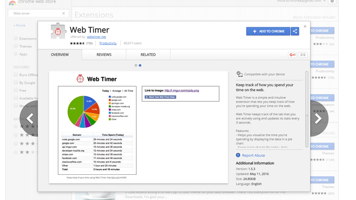 إضافات مهمة لمتصفح كروم Extension for Chrome - موقع دروس4يو Dros4U
