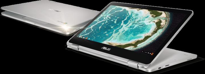 مراجعة حاسب أسوس Chromebook Flip C302CA الجديد مع السعر 2