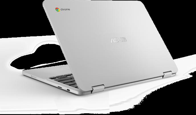 مراجعة حاسب أسوس Chromebook Flip C302CA الجديد مع السعر 1