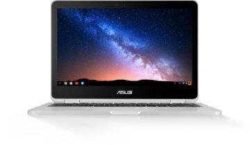 مراجعة حاسب أسوس Chromebook Flip C302CA الجديد مع السعر
