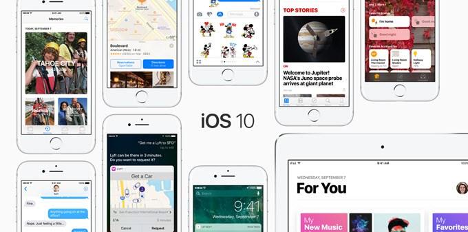 أفضل 10 مميزات في iOS 10 ستحصل عليها بعد التحديث 1