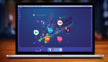 استعراض متصفح جديد من شركة Opera بأسم Opera Neon