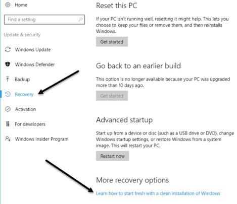 أسهل طريقة لتثبيت نسخة ويندوز 10 بدون مشاكل 2