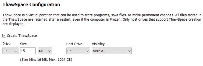 برنامج Deep Freeze ﻷستعادة حالة جهازك بعد اعادة التشغيل 6