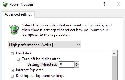 7 طرق لحل مشكلة استهلاك 100% Disk Usage من مساحة القرص الصلب على ويندوز 10 11