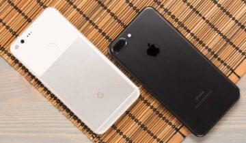 5 أسباب تدفعك لشراء جوجل بكسل XL على آيفون 7 بلس