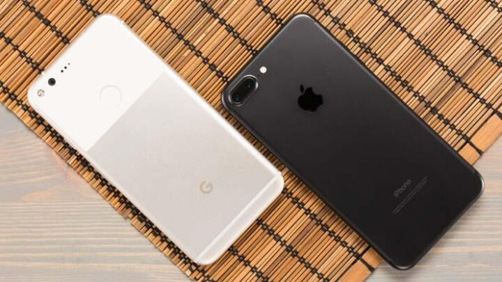 5 أسباب تدفعك لشراء جوجل بكسل XL على آيفون 7 بلس 1