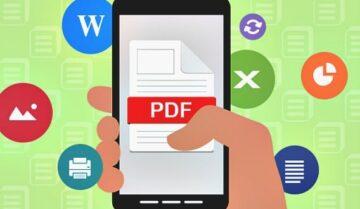كيفية تحميل صفحة ويب بصيغة pdf من متصفح مايكروسوفت إيدج
