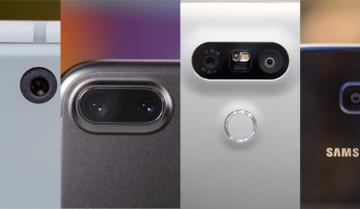 أفضل كاميرات في الهواتف الذكية لعام 2016