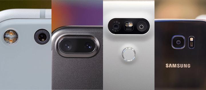 أفضل كاميرات في الهواتف الذكية لعام 2016 1