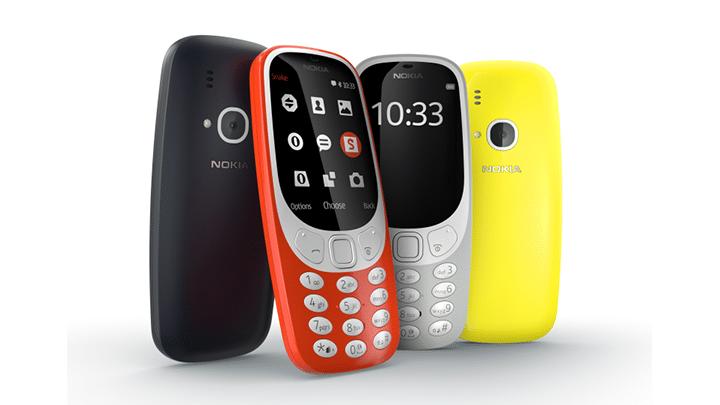 استعراض هواتف نوكيا الجديدة NOKIA 5 و NOKIA 3 و NOKIA 3310 مع السعر والمميزات 4