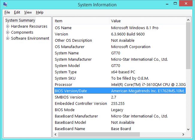 تعرف على واجهة الـ BIOS ف حاسوبك ولماذا و متى يتم تحديثها؟ 1