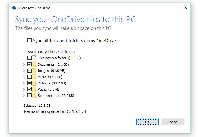 كيفية إيقاف و تشغيل مزامنة OneDrive فى نظام تشغيل ويندوز 10 1