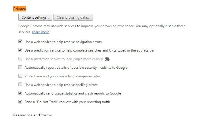 كيفية إيقاف تلقي الإشعارات من المواقع في متصفح جوجل كروم نهائيًا 2