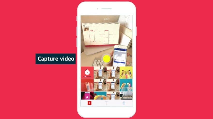 تطبيق Contenter لدمج الصور و الموسيقى و تعديل الفيديوهات للأيفون و الآيباد 1