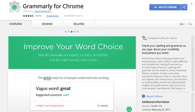 10 إضافات رائعة لمستخدمى جوجل كروم 7