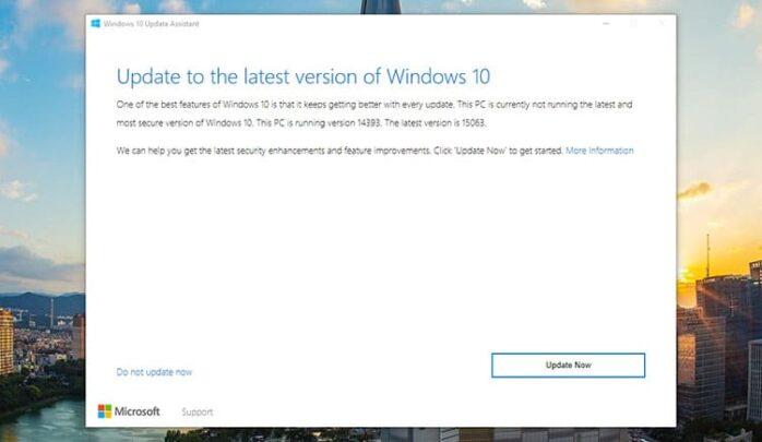 سارع بالحصول على أفضل تحديث لنظام ويندوز 10 (Creators Update) قبل الجميع ! 2