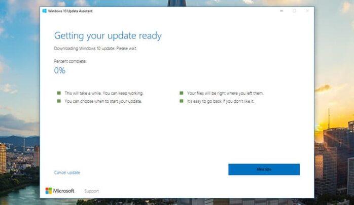 سارع بالحصول على أفضل تحديث لنظام ويندوز 10 (Creators Update) قبل الجميع ! 4