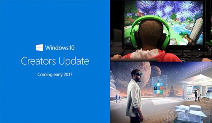سارع بالحصول على أفضل تحديث لنظام ويندوز 10 (Creators Update) قبل الجميع ! 1