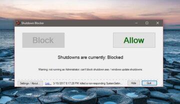 كيفية التخلص من مشكلة إيقاف وإعادة التشغيل تلقائيًا في ويندوز 10