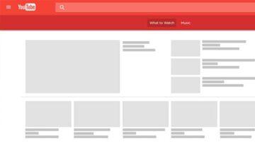 إحصل الآن على التصميم الجديد الرائع لليوتيوب بنكهة Material Design