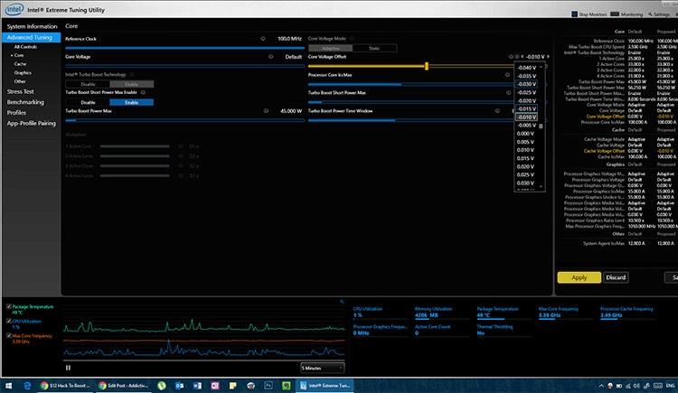 كيفية حل مشكلة إرتفاع درجة حرارة المعالج (CPU) و تحسين أداء الجهاز! 3