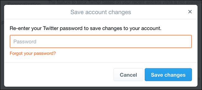 كيفية جعل حساب تويتر محمي (PROTECTED) و إخفاء المتابعين 6