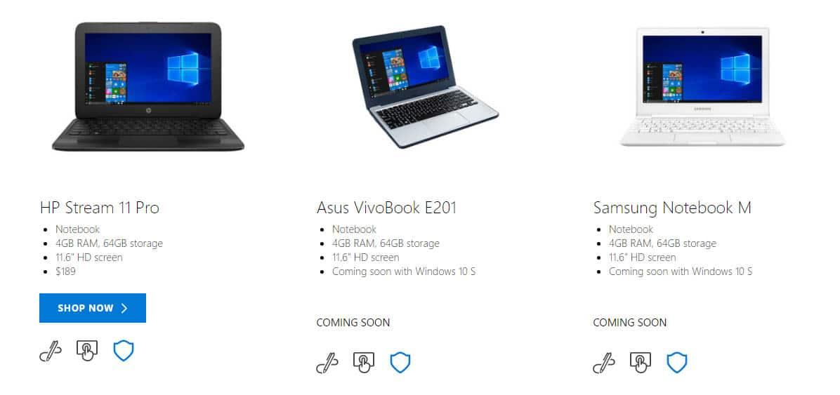كل ما تريد معرفته عن Windows 10 S الجديد.. منافس نظام Chrome OS 2