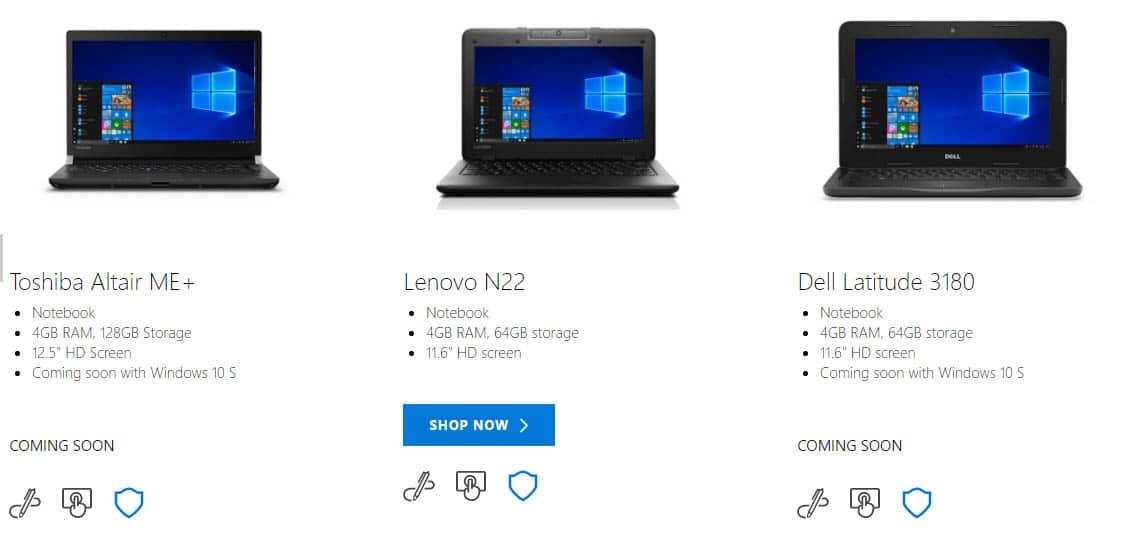 كل ما تريد معرفته عن Windows 10 S الجديد.. منافس نظام Chrome OS 3