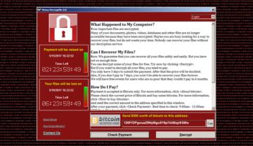 اداه لمنع فيرس WannaCry من اختراق جهازك وتشفير ملفاتك