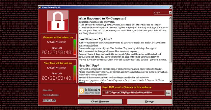 اداه لمنع فيرس WannaCry من اختراق جهازك وتشفير ملفاتك 1