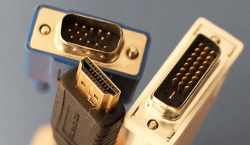 الفرق بين مداخل الشاشات الاساسية VGA – DVI – HDMI – DisplayPort ؟!