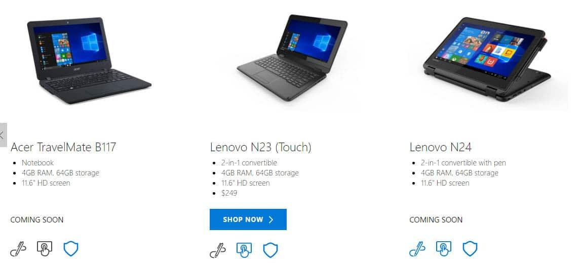 كل ما تريد معرفته عن Windows 10 S الجديد.. منافس نظام Chrome OS 4