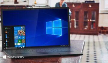شروط استخدام Windows 10 S كل ما تريد معرفته في هذا المقال