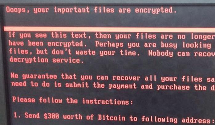 تعرف على فيروس Petya شبيه WannaCry الجديد 1