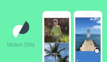 Motion Stills تطبيق جديد من جوجل لتحويل الفيديو الى صور GIF