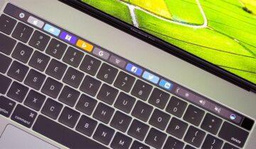 طريقة تثبيت MacBook TouchBar على الهواتف الأندرويد 8