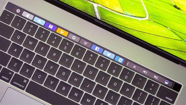 طريقة تثبيت MacBook TouchBar على الهواتف الأندرويد 1