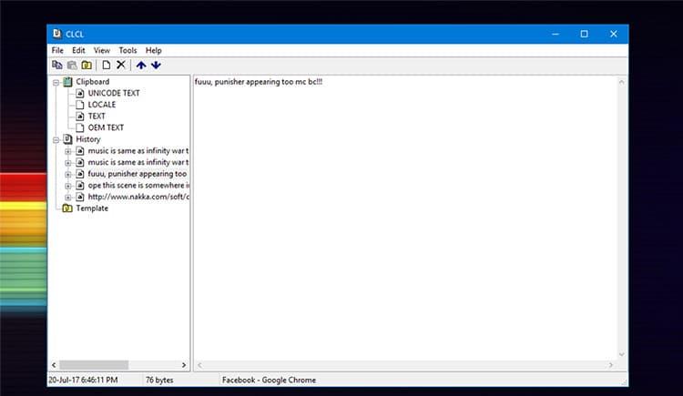 أفضل 8 برامج ل Clipboard Managers إدارة حافظة النظام لويندوز 10 9