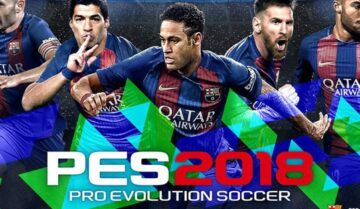 متطلبات تشغيل لعبة بيس PES 2018