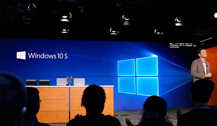 كيف يمكنك تحميل نسخة من Windows 10 S لتجربته 1