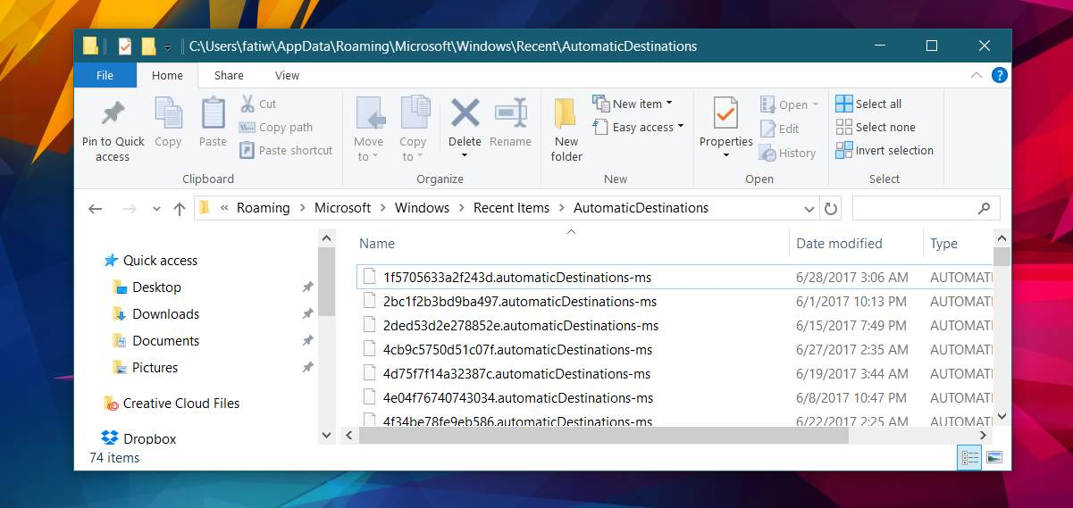 حل مشكلة ظهور رسالة Working On It في ويندوز 10 Windows 4
